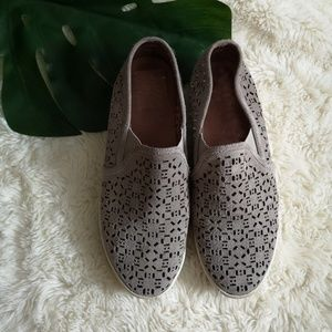 Joie slip on loafers